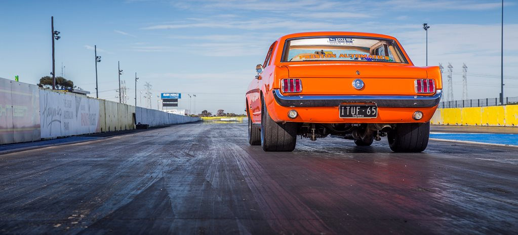 1400HP SIX-CYLINDER FORD MUSTANG