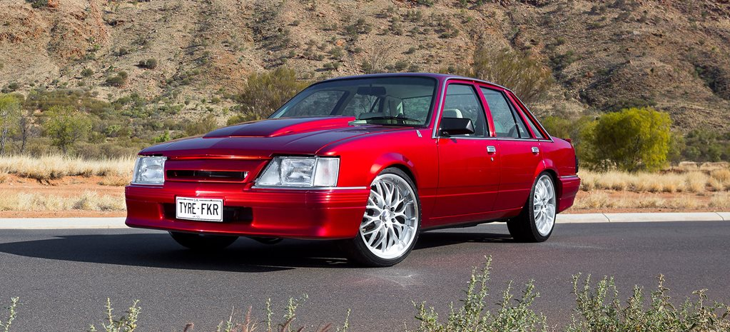 1985 HOLDEN VK COMMODORE WITH HDT DNA AND NITROUS 304-CUBE V8