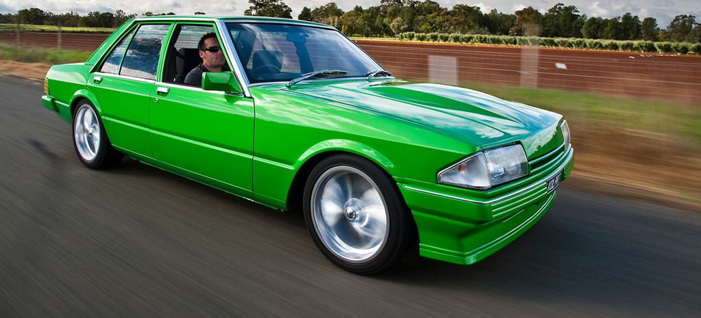 600HP 1983 FORD XE FALCON