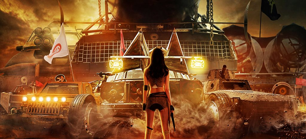 CHINESE RIP-OFF OF MAD MAX: FURY ROAD ACTUALLY EXISTS