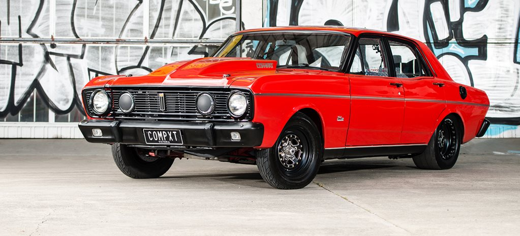 1968 FORD XT FALCON STREETER - COMPXT