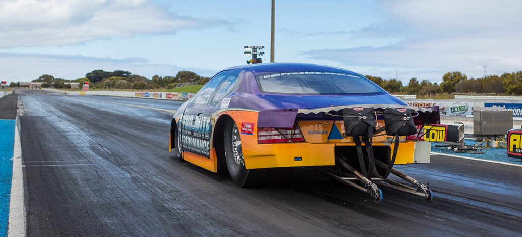 2000HP BARRA-POWERED DODGE AVENGER GUNNING FOR FIVES – VIDEO