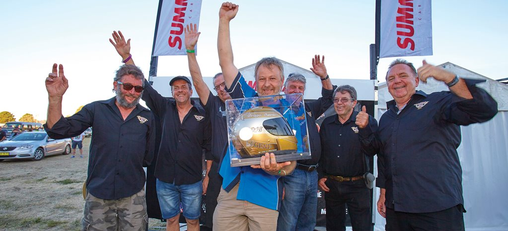 FINAL RARE SPARES LEGEND AWARD WINNER TO BE ANNOUNCED AT SUMMERNATS 30