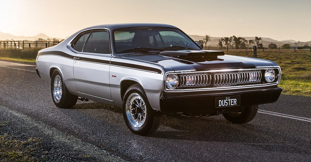 408-CUBE 1975 PLYMOUTH DUSTER
