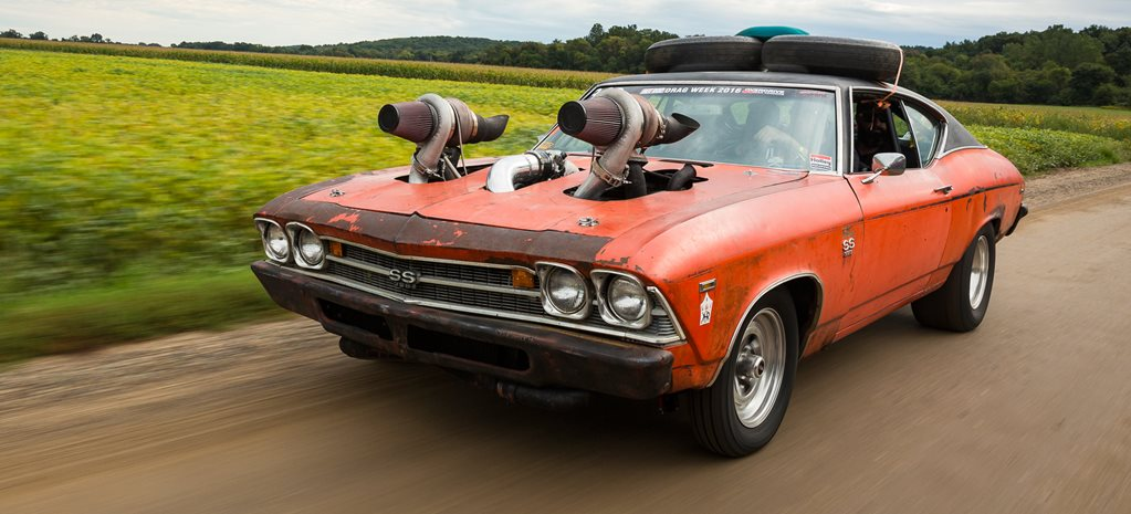 THE STORY OF THE AUSSIE CHEVELLE THAT CONQUERED DRAG WEEK 2016 - VIDEO