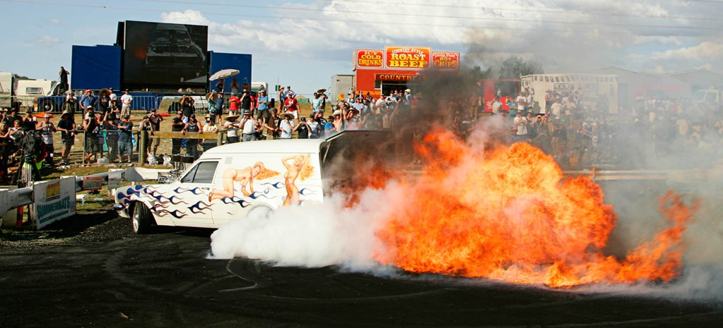 SUMMERNATS BURNOUT CHAMPION HALL OF FAME