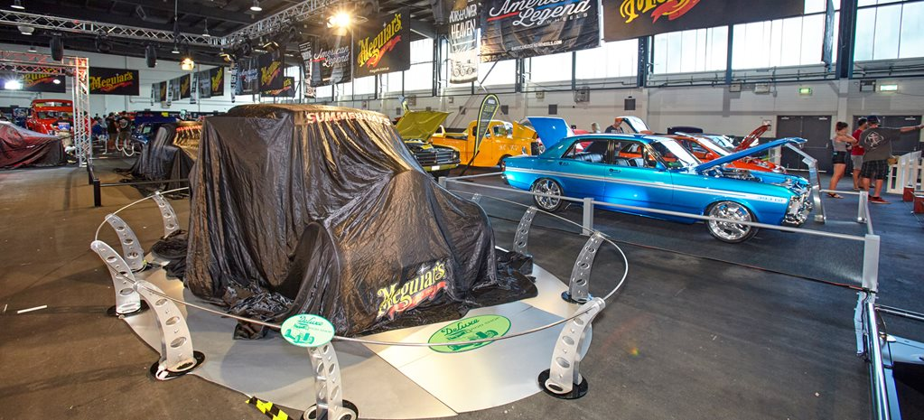 SUMMERNATS 30 ELITE HALL UNVEILING LIVE STREAM - VIDEO