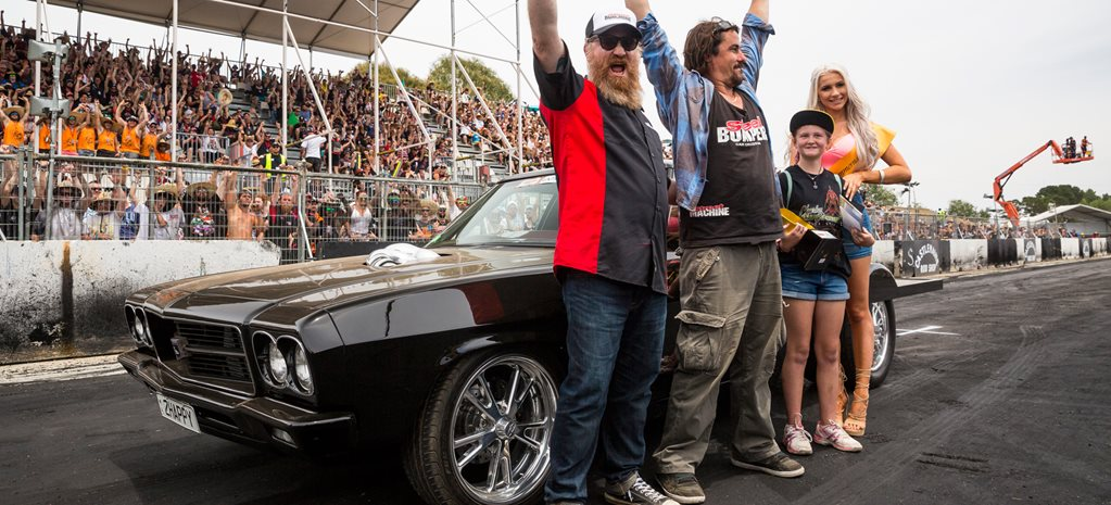 HAPPY PROCHARGED HQ ONE-TONNER WINS SUMMERNATS 30 GRAND CHAMPION