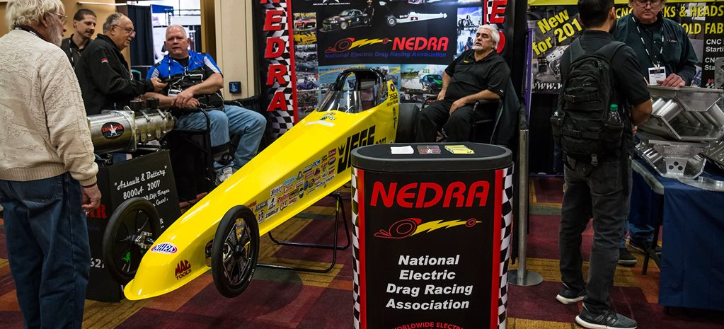 ELECTRIC DRAG RACING AT PRI2016 - THE FUTURE OF PERFORMANCE