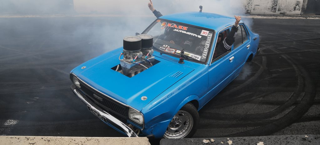 LYNCHY'S SUMMERNATS 30 BURNOUT MASTERS FINAL BURNOUT – VIDEO