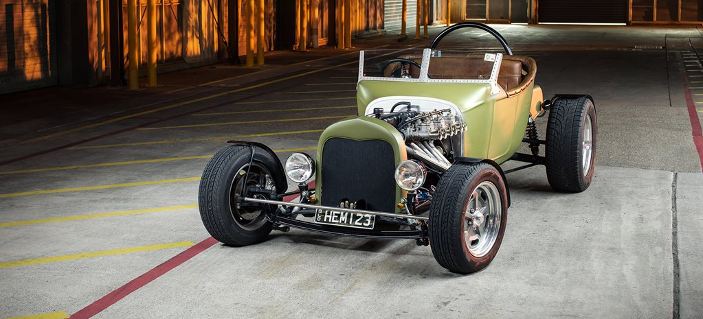 265-CUBE HEMI-POWERED 1923 FORD MODEL T ROADSTER