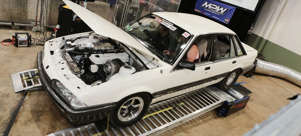 EIGHT-SECOND VL TURBO AT SUMMERNATS HORSEPOWER HEROES – VIDEO