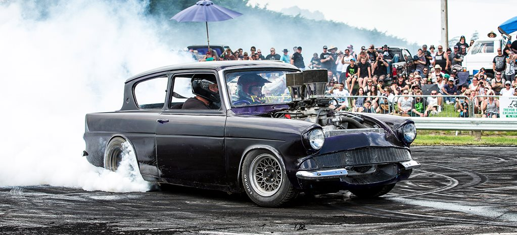 NZ MUSCLE CAR MADNESS 2016 - GALLERY