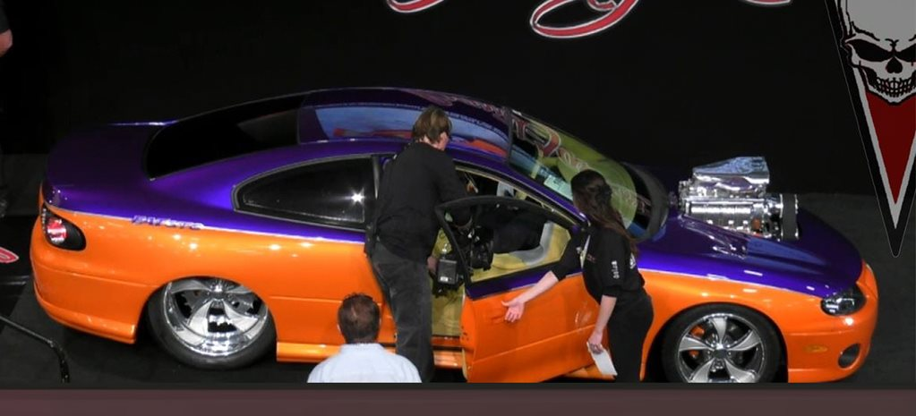 BARRETT-JACKSON'S SCOTTSDALE AUCTION