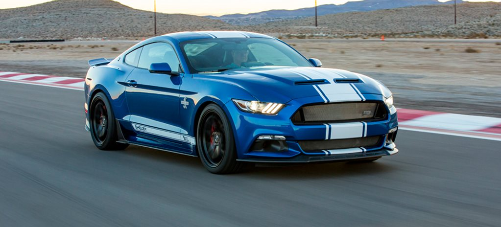 50TH ANNIVERSARY 750HP SHELBY SUPER SNAKE MUSTANG