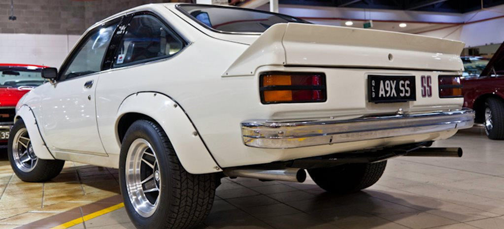 A9X HATCH, 350 GTS HQ MONARO AND ROB BEAUCHAMP'S PRO TOURING NOVA UP FOR AUCTION