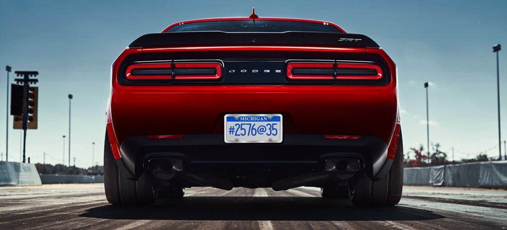 DODGE DEMON UPDATE – MORE POWER, LESS WEIGHT AND BIG RUBBER