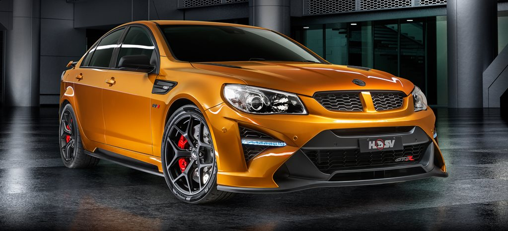 HSV CONFIRMS NEW GTS-R AND GTS-R W1 HERO MODELS