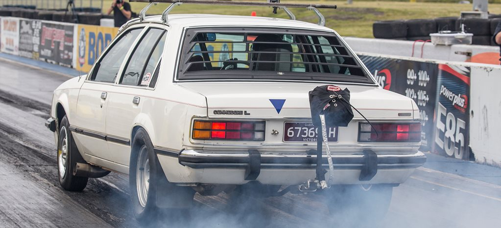 NINE-SECOND TURBO LS-POWERED HOLDEN VC COMMODORE SLEEPER