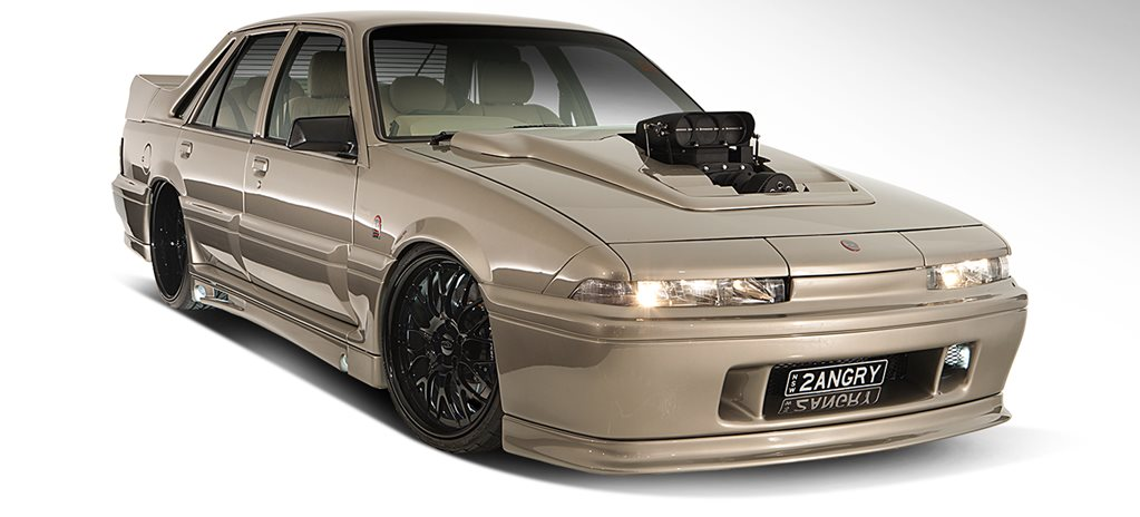 BLOWN HOLDEN 355-POWERED WALKINSHAW VL COMMODORE 2ANGRY