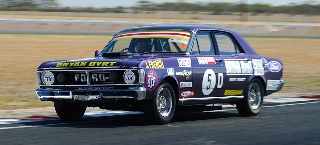 EX-JOHN FRENCH 1972 FORD FALCON XY GT HO PHASE III