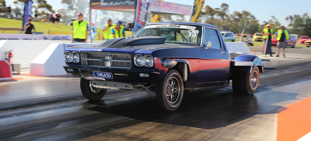 SEVEN-SECOND STREET-DRIVEN TWIN-TURBO HQ HOLDEN ONE-TONNER