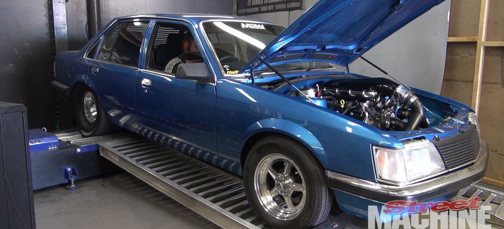 LUKE FOLEY'S TWIN-TURBO LS VH COMMODORE ON THE DYNO – VIDEO