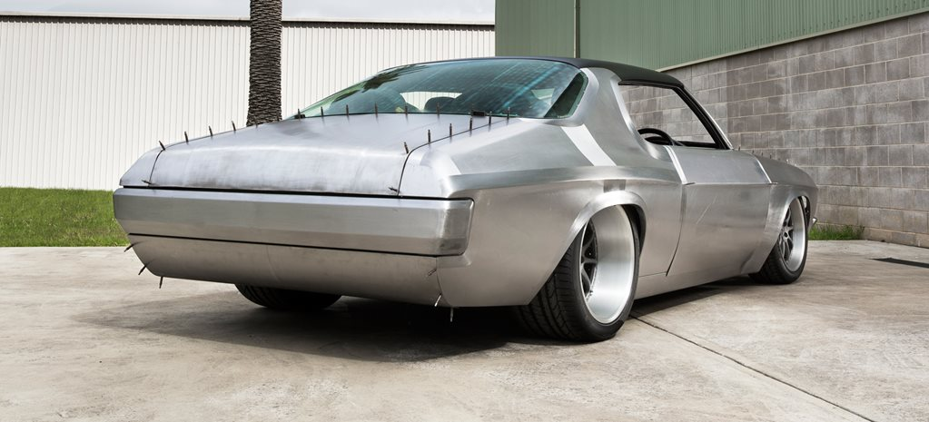 WIDEBODY HQ MONARO 'SHQRP' IN THE BUILD – VIDEO