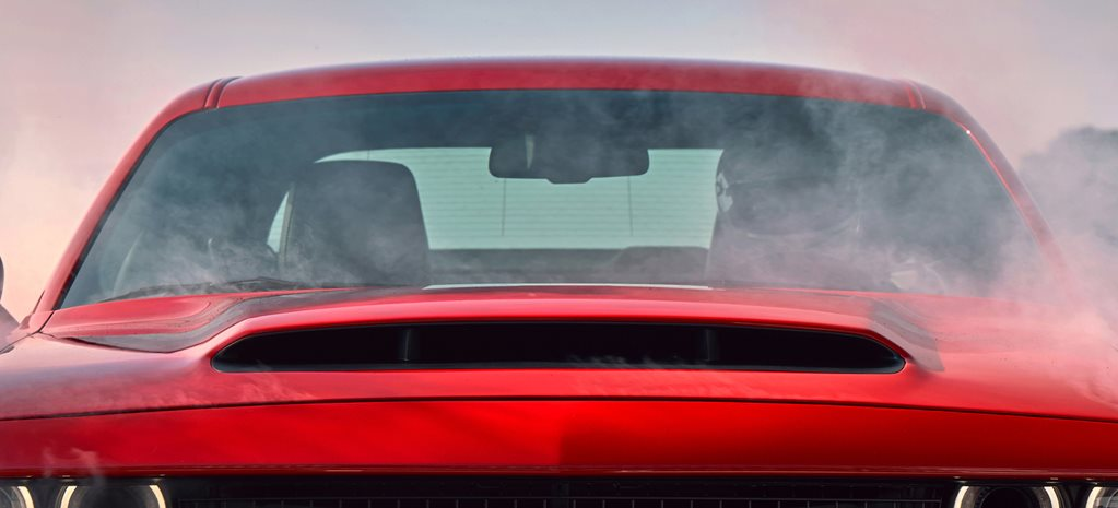 DODGE CHALLENGER DEMON UPDATE – STEEPER GEARS, COLD AIR AND A BIG BOX