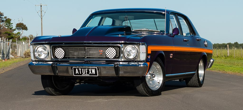 READERS CAR OF THE WEEK - 1969 FORD FALCON XW GT