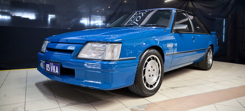 BLUE MEANIE, TORANA SL/R 5000 AND XB HARDTOP SET FOR AUCTION – VIDEO
