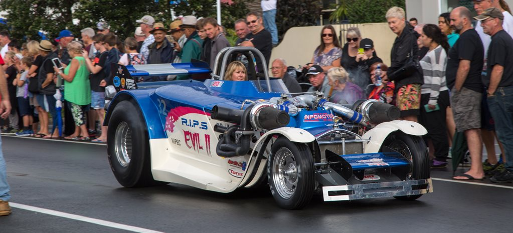 2000HP 6-SECOND '27 MODEL T ROADSTER – NEW ZEALAND'S FASTEST FEMALE