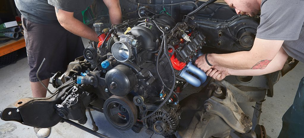 HOW TO SWAP AN LS1 INTO YOUR HJ KINGSWOOD - TECH TORQUE