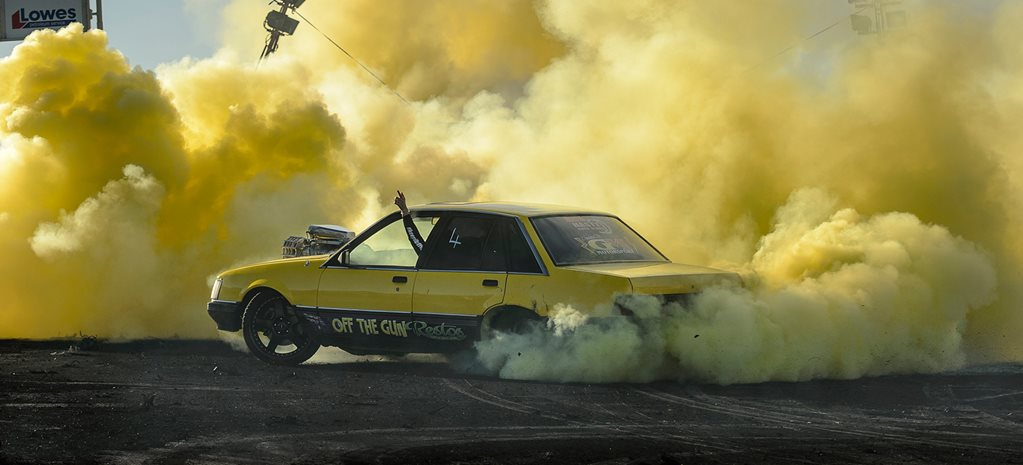 ULTIMATE BURNOUT CHALLENGE 2017 TOP 26 FINAL – VIDEO