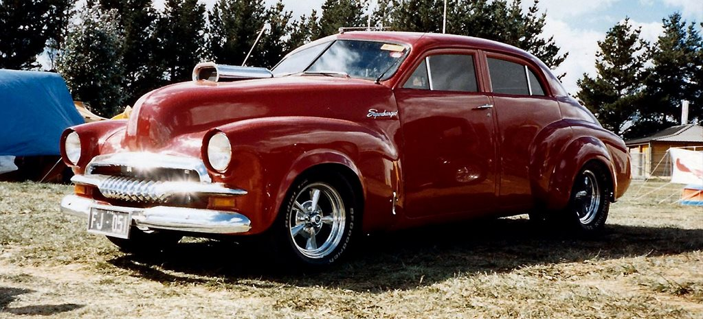 Mark Plummer Holden FJ