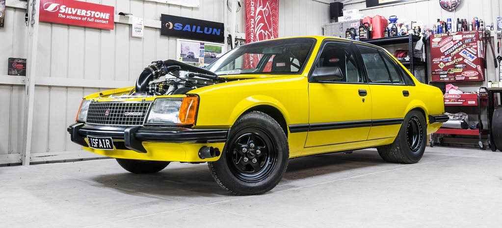 VC Commodore 427 twin turbo WIDE