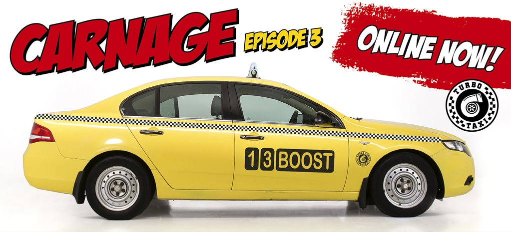 CARNAGE: TURBO TAXI PART THREE