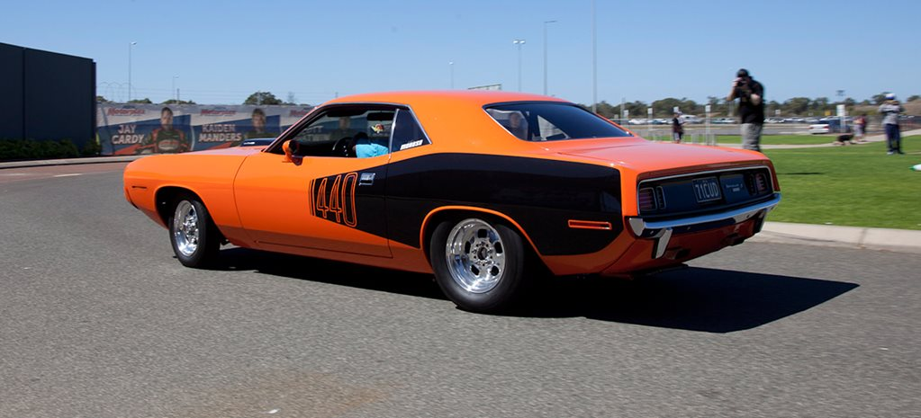 71 Plymouth Barracuda wide