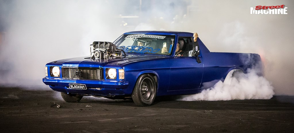 matt  purnell burnout king perth 2 nw