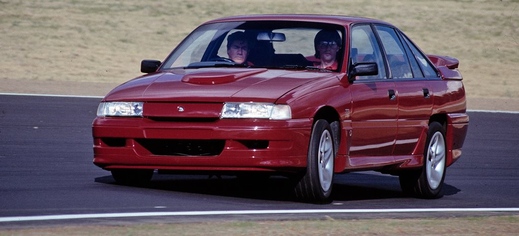HISTORY OF THE HOLDEN V8 PART TWO: 1980-2000