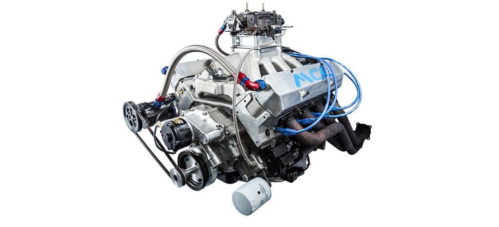 710HP HOLDEN 383 STROKER V8 WITH 367-CUBE COMBO