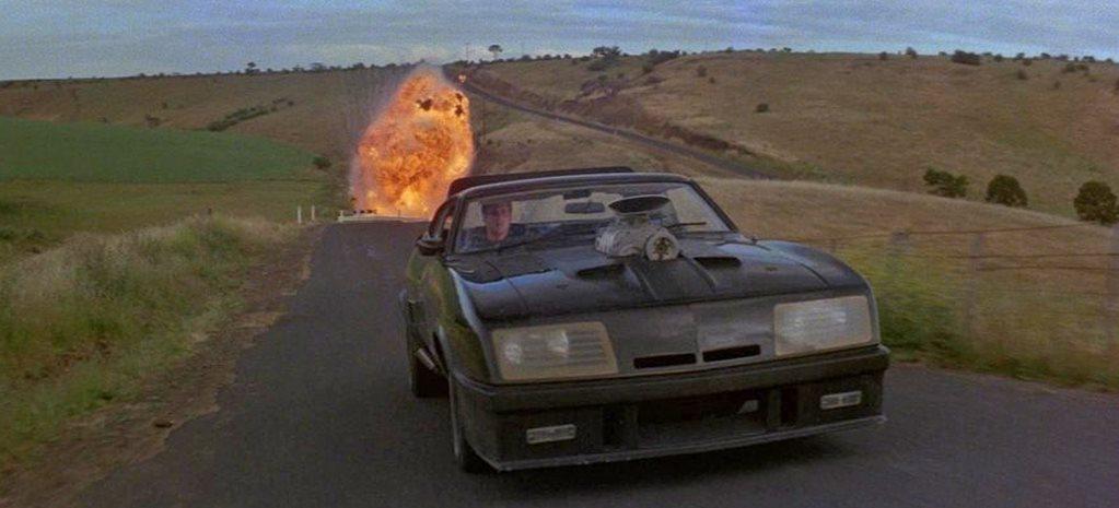 Mad Max (1979) - ripper car movies