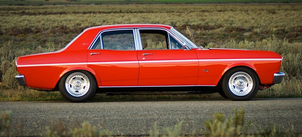 1968 FORD XT FALCON GT REPLICA WITH 650HP 408CI STROKER