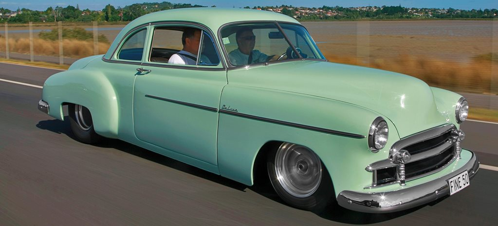 1950's chev coupe main