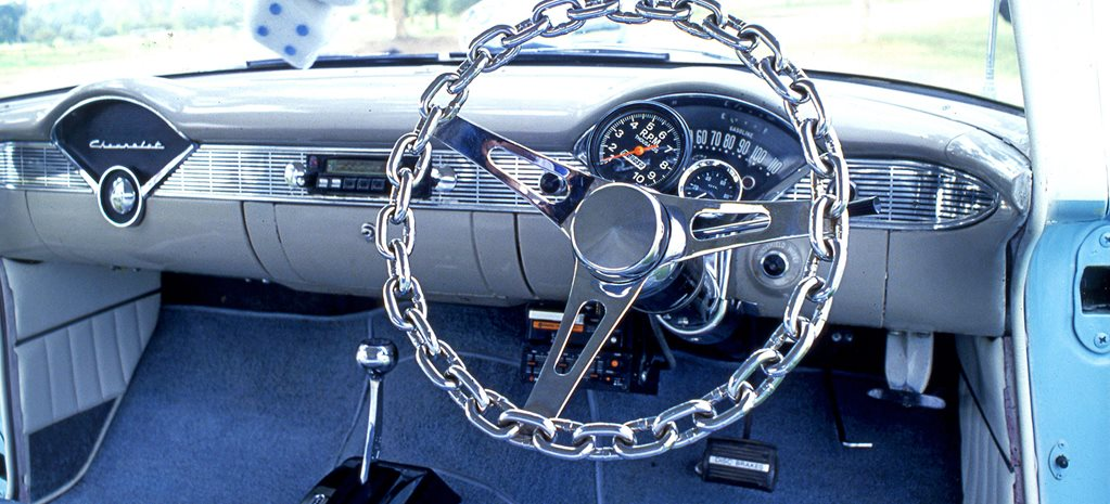 chain steering wheel 1896