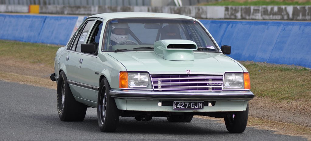 1979 VB COMMODORE FRONT