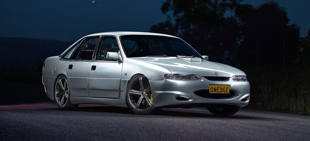 Ls1 Powered Hdt Aero Inspired 1996 Holden Vs Commodore Berlina