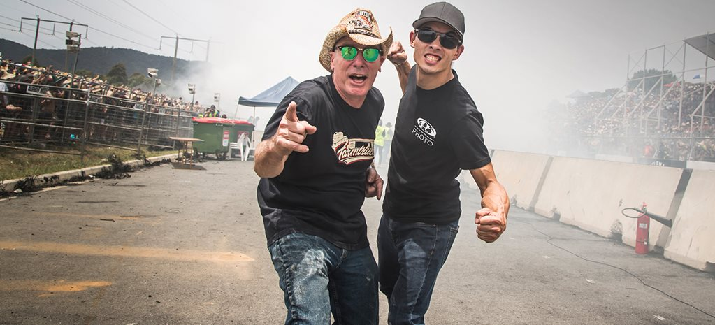 farmtruck and azn street outlaws australia wide