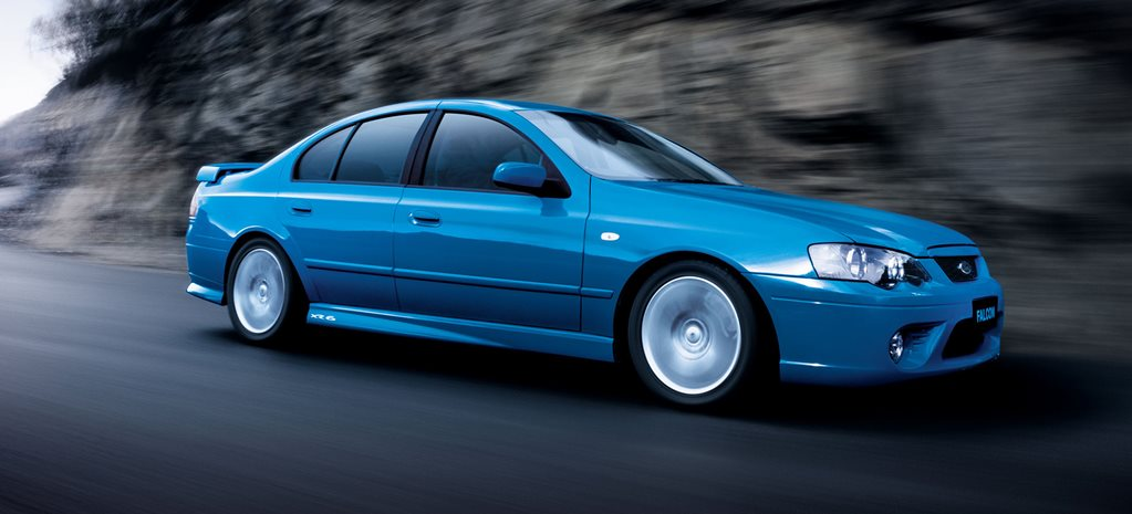 BUYING USED FORD FALCON XR6 TURBO