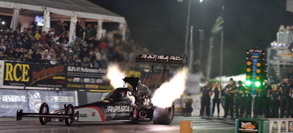 Top Fuel long